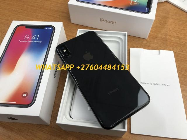 iPhone X 64GB €420 Samsung Galaxy S9 64GB €420 iPhone 7 Plus 32GB 300€